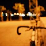 Πάνω σε ένα ποδήλατο