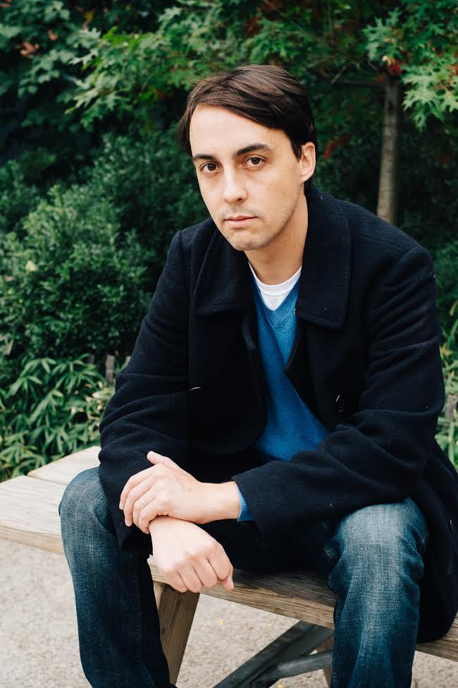 Matt Gallagher, Brooklyn, NY 2015