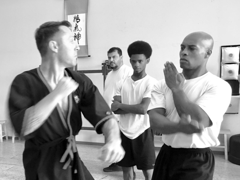 WingChun is one of the Kung Fu Martial Arts styles, which Bruce Lee originally trained. WingChun was popularized through the IP Man Movies