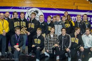 Iowa team photo