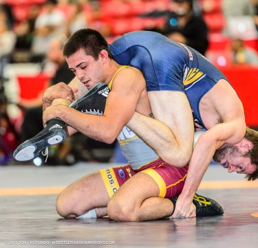 Ramos takes on Andrew Hochstrasser - Tony Rotundo Wrestlersarewarriors.com