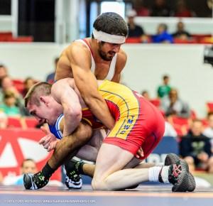 Photo Courtesy : Tony Rotundo / Wrestlersarewarrios.com