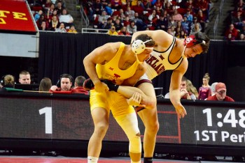 Marcus Harrington cyclones