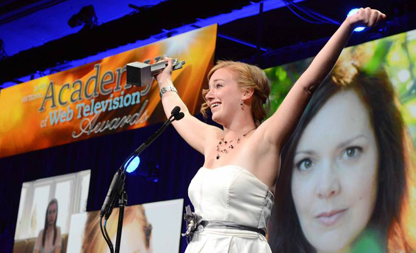 IAWTV Awards 2015 - Lindsey Middleton