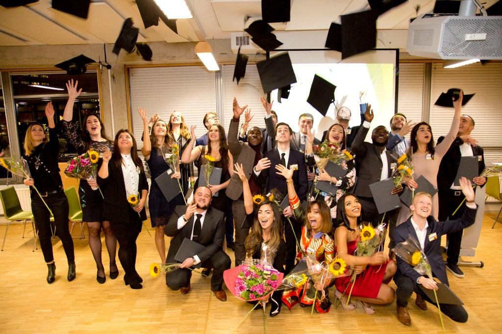 IB THUAS alumni 2018