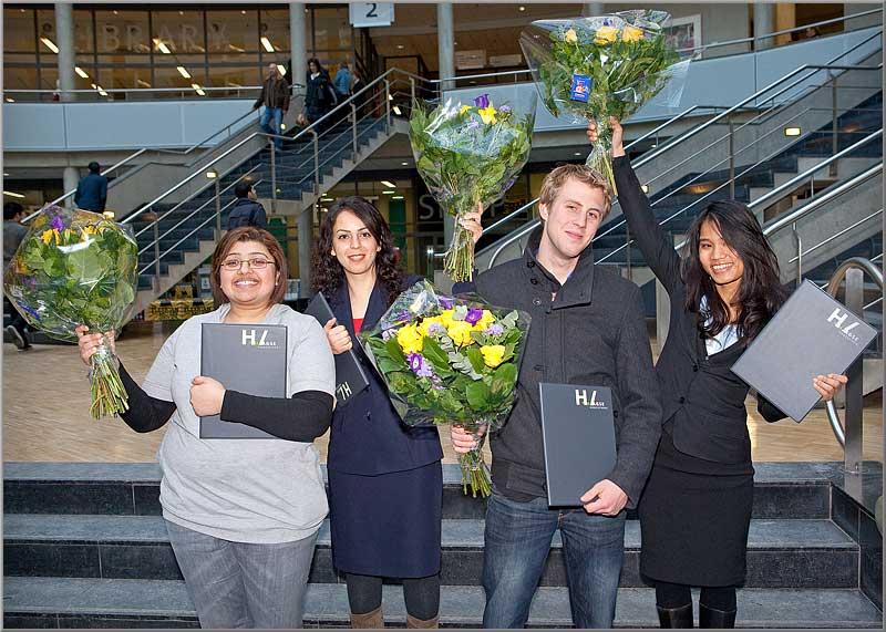 IB THUAS alumni 2010