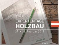 Holzbau Expertentage