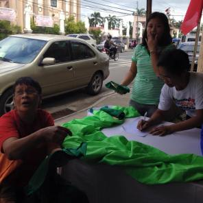 1st ibaan organic product mini trade fair ethel joy caiga mayor danny toreja ibaan agriculture 6