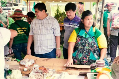 ibaan municipal agriculture office organic products mayor danny toreja ethel joy caiga salazar 24