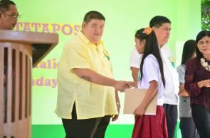 balanga elementary school graduation 2015 mayor danny toreja ibaan batangas 12