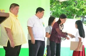 balanga elementary school graduation 2015 mayor danny toreja ibaan batangas 5