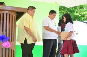 balanga elementary school graduation 2015 mayor danny toreja ibaan batangas 9
