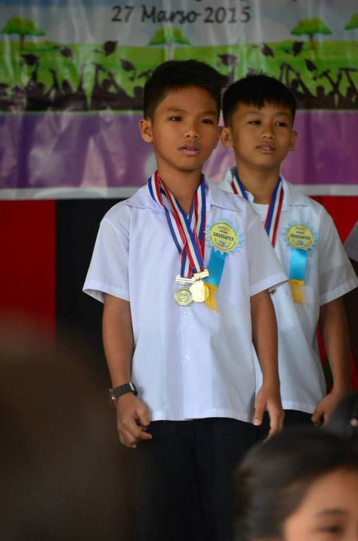 panghayaan elementary school graudation 2015 mayor danny toreja 11