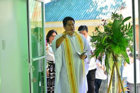 blessing of ibaan birthing home ibaan batangas mayor danny toreja agnes chua 13