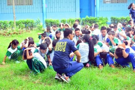 ibaan batangas saint james academy the big one earthquake drill mayor danny toreja iba ang ibaan 10