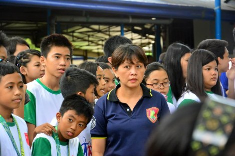 ibaan batangas saint james academy the big one earthquake drill mayor danny toreja iba ang ibaan 17