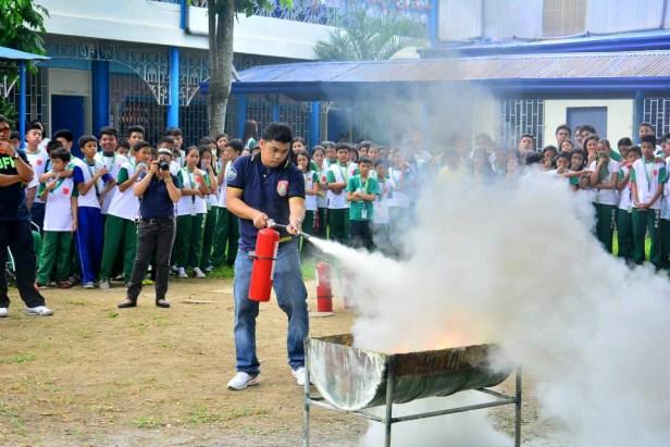 ibaan batangas saint james academy the big one earthquake drill mayor danny toreja iba ang ibaan 25