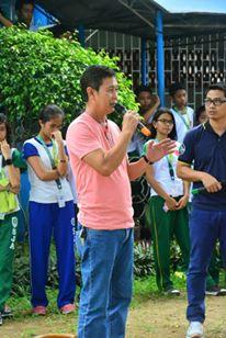 ibaan batangas saint james academy the big one earthquake drill mayor danny toreja iba ang ibaan 32