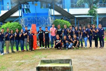 ibaan batangas saint james academy the big one earthquake drill mayor danny toreja iba ang ibaan 37