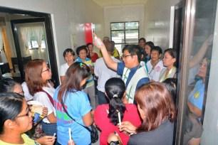mayor danny toreja inauguration of pangao barangay hall ibaan batangas 11