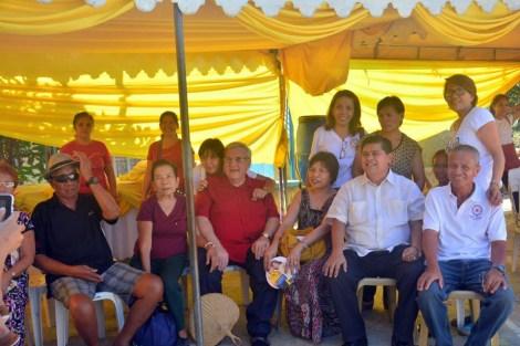 mayor danny toreja inauguration of pangao barangay hall ibaan batangas 33