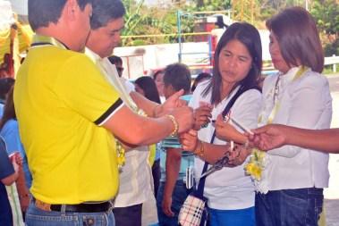 mayor danny toreja inauguration of pangao barangay hall ibaan batangas 6