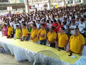 ibaan women's month celebration ibaan batanga mayor danny toreja
