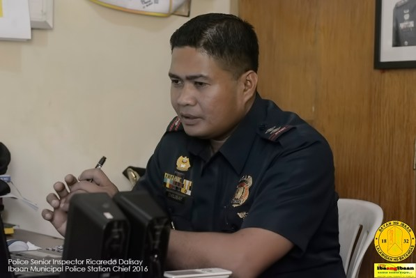 ibaan batangas pnp chief ricaredo dalisay mayor danny toreja 1