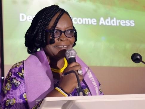 Dr.Oyedunni Arulogun. Ag Dean Faculty of Public Health, College of Medicine. University of Ibadan