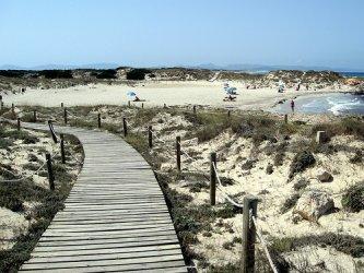 Platja Es Pujols a Formentera, Illes Balears
