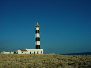 Cap d'Artrutx in Menorca