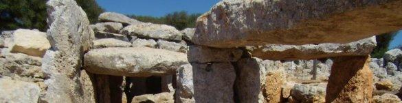 Torren d'en Galmés in Alaior, Menorca, Balearic Islands
