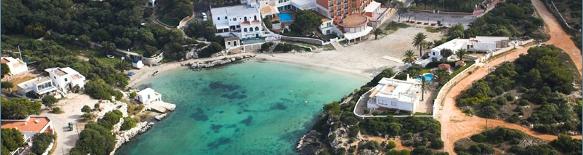 Cala Santadrià, Ciutadella de Menorca