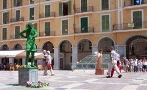 Plaça Major, Centre Històric de Palma / Old Quarter