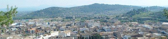 Alaró, un poble de Mallorca