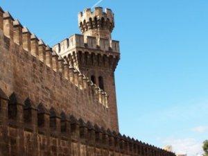Torre dels Caps, al Palau de l'Almudaina de Palma