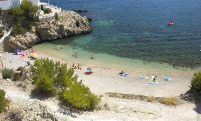 Mallorca Karte Strande.Strande In Andratx Balearische Inseln