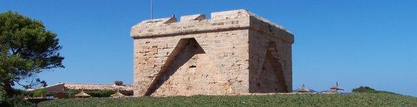 Punta de n'Amer a Cala Millor, Mallorca