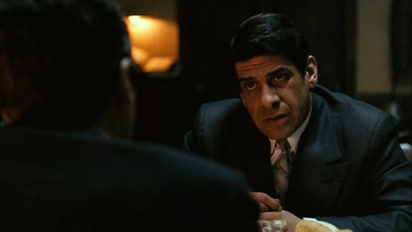Image result for the godfather restaurant scene