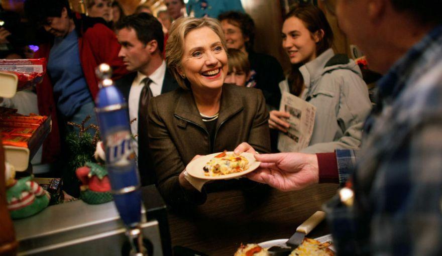 Resultado de imagen para hillary clinton pizzagate