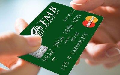 FMB's NEW CREDIT CARD
