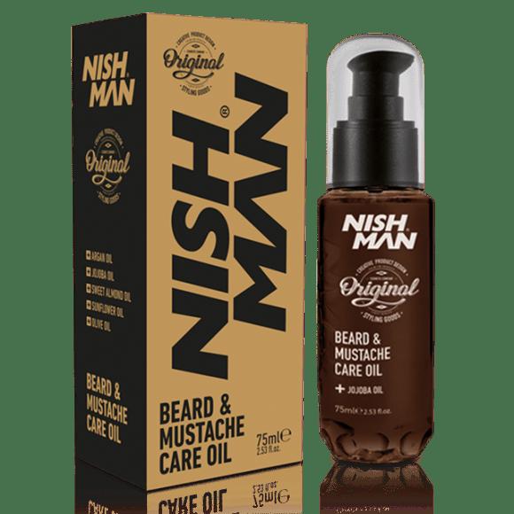 Nishman Beard&Moustache care Oil