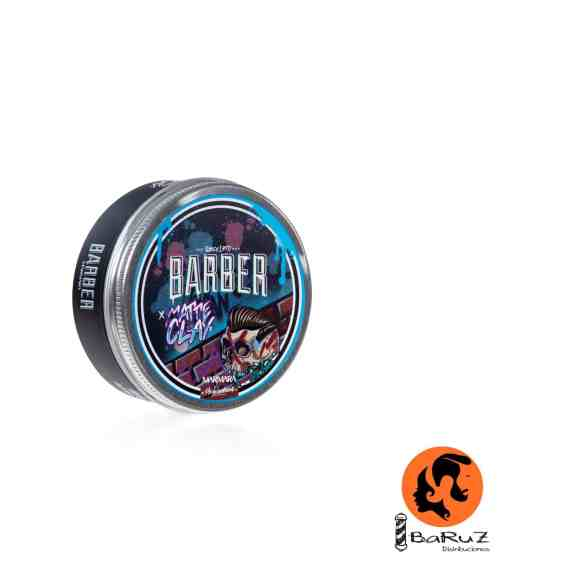 BARBER MATTE CLAY
