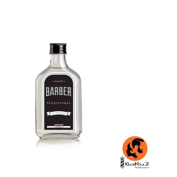 After Shaves Vintage Traditional 200ml Glass