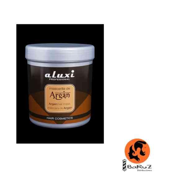 Mascarilla Aluxi de Aceite de Argán
