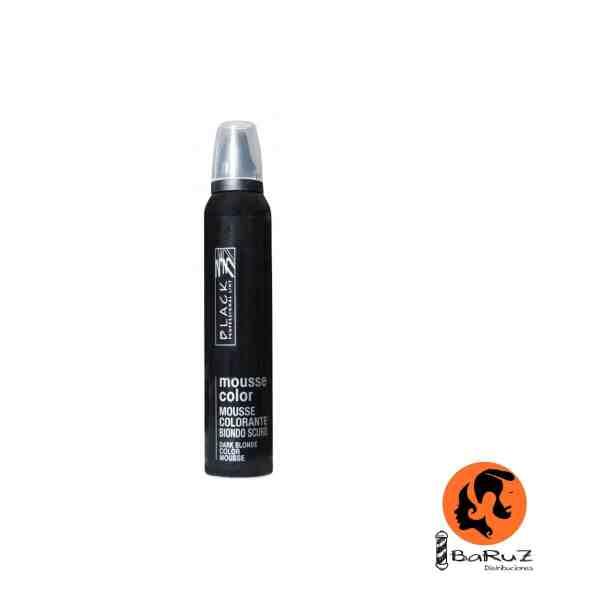 BLACK MOUSSE COLOR 200ml