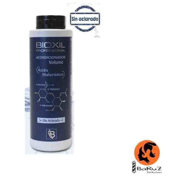 Acondicionador Volumen sin aclarado Bioxil 400ml