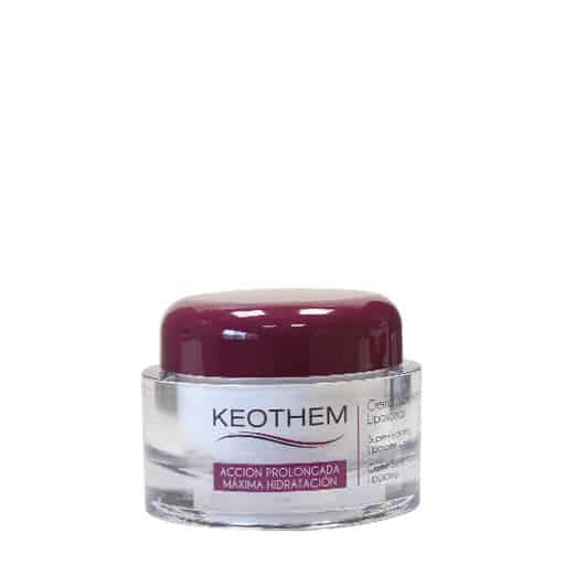 Cremas faciales Keothem Super-hidratante con liposomas