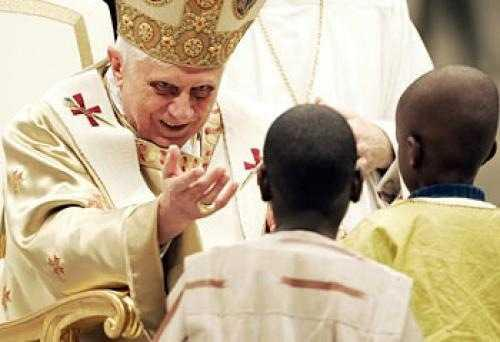 Orgías homosexuales en la iglesia católica ecuménica universal