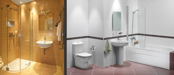 Traditional Bathroom Design, Supply And Installation In